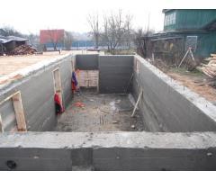 Строительство цокольного этажа. - Изображение 1/4