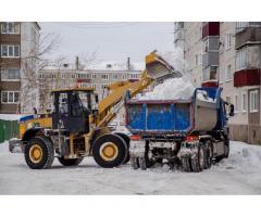 Утилизация и вывоз снега.Звоните.