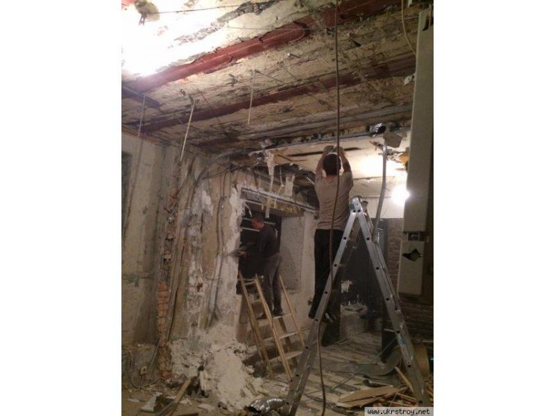 Демонтаж внутри зданий и помещений. - 4/4
