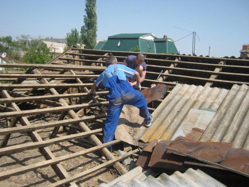 Предлагаем услуги по ремонту, монтажу и демонтажу крыши. - 2/4
