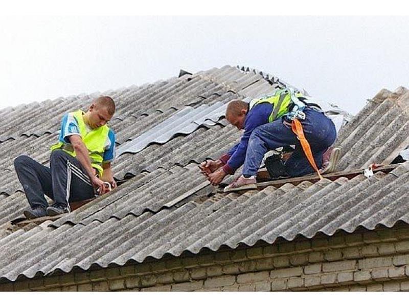 Предлагаем услуги по ремонту, монтажу и демонтажу крыши. - 3/4