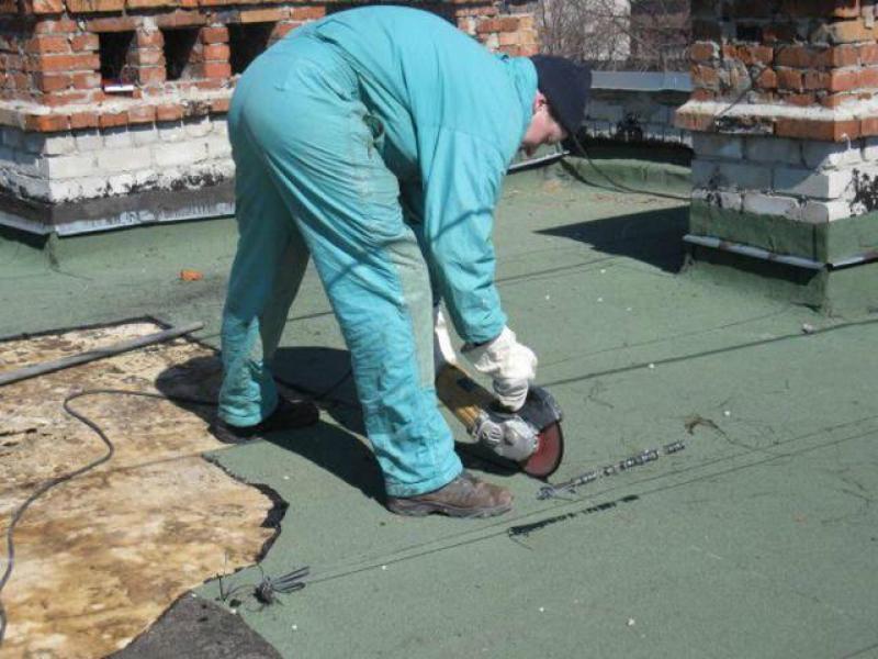 Предлагаем услуги по ремонту, монтажу и демонтажу крыши. - 4/4