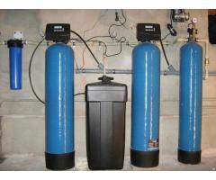 Система очистки воды, фильтры для воды, очистка воды