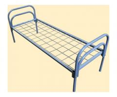 Односпальные кровати в хостел, Кровати эконом класса крупным и мелким оптом