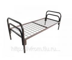Кровати с металлическими сетками, Двухъярусные кровати с лестницами, Кровати в лагерь