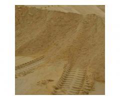 Оптовая продажа песка от 100 м3
