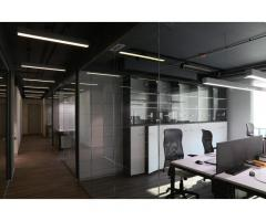 Дизайн офисных и общественных помещений.