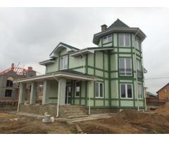 Строительство загородных домов и коттеджей под ключ.