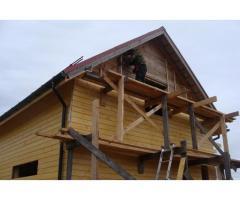 Внутренняя и внешняя отделка деревянных домов.