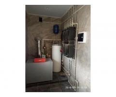 Инженерные системы, водоснобжение и отопление, канализации.