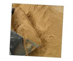 Реализуем песок карьерный от производителя.