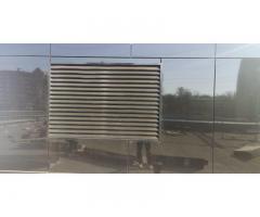 Вентиляционные решётки для фасада
