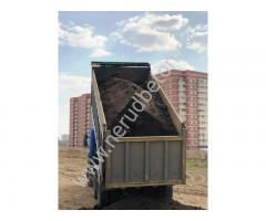 Продажа и доставка растительного грунта, торфа, щебня, песка.