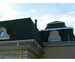 Профессиональная молниезащита частных домов и коттеджей