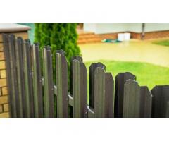 производство и монтаж ограждения: штакетник, 3д заборы, ворота, калитки
