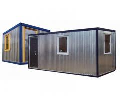 Строительство: бытовки, дома, бани, гаражи