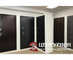 Стальные двери с гарантией по оптовым ценам от известного российского производителя «Центурион»
