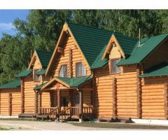 Строительство и проектирование уникальных бревенчатых домов!