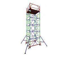 Предлагаем купить вышку туру строительную разборная от 2-х метров.