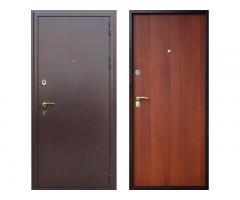 """Стальная дверь """"Эконом"""""""