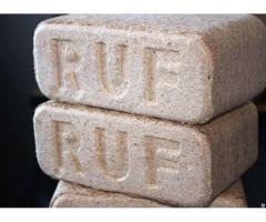 Продам брикеты Руф, пеллеты, евро дрова