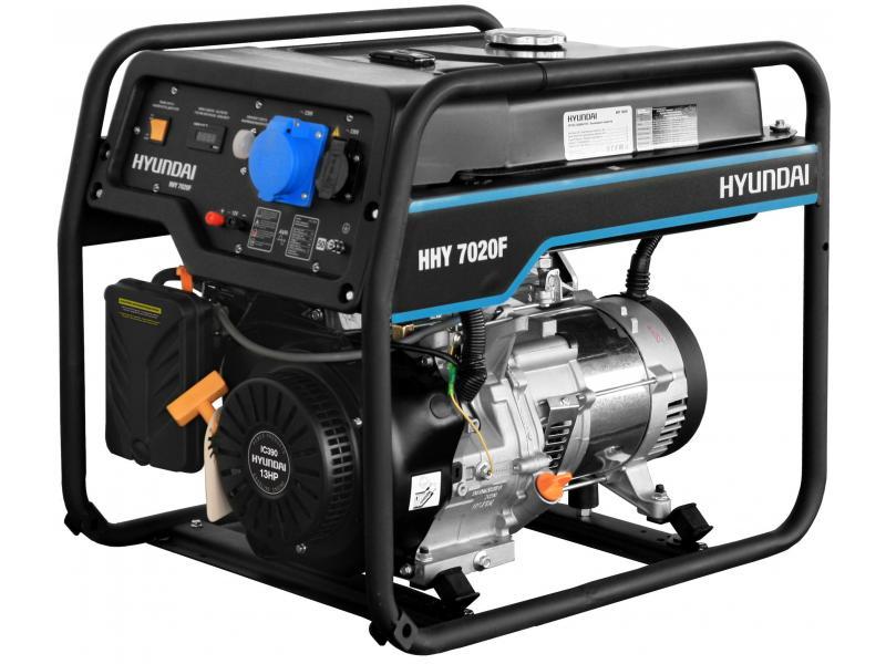 Бензиновый генератор HYUNDAI HHY 7020F - 1/1