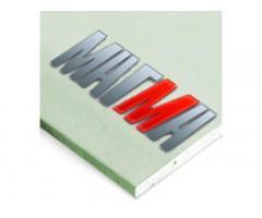 Купить Гипсокартон влагостойкий «МАГМА»