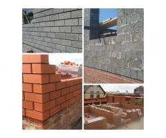 Услуги частной строительной бригады