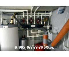 Электрическое,Газовое,Твердотопливное,комбинированное отопление