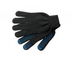 Перчатки рабочие «Теплые» с Пвх (зимние).
