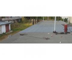 Замена кровли на гараже