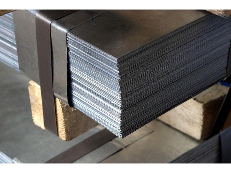Лист стальной х/к 08 ПС 0.75 мм, 0.88 мм, 0.9 мм, 1.0 мм. - 3/4