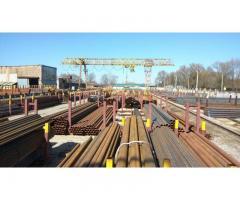 Труба стальная электросварная ГОСТ 10704-91, ГОСТ 10705-80, ГОСТ 10706-76,ГОСТ 8696-74