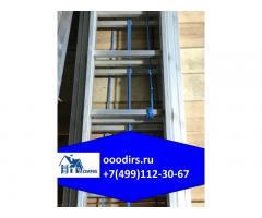 Лестница алюминиевая раздвижная купить в Чехове