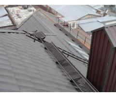 Мостики для крыши в г. Чехов