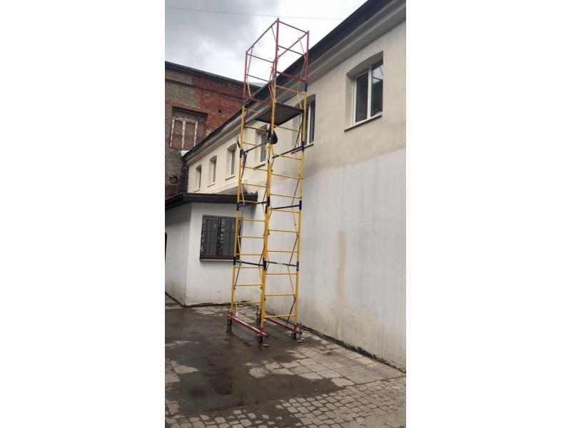 Вышка тура передвижная строительная в аренду в Серпухове - 2/4