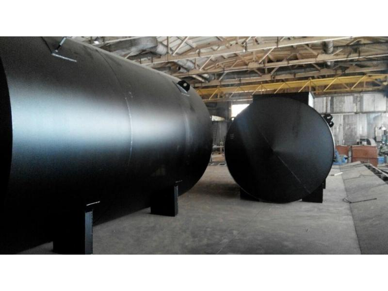 стальные резервуары для воды