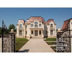 Элитный дизайн интерьеров в дворцовом стиле