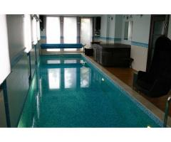 Строительство и сервис бассейнов в Москве под ключ