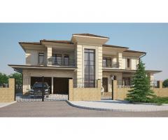 Строительство и проектирование домов, гостиниц, торговых центров, складов, промзданий
