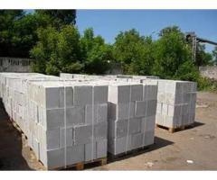 Пеноблоки пескоцементные блоки с доставкой  в Луховицах