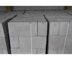 Пеноблоки пескоцементные блоки с доставкой  в Люберцах